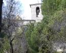 Llegada al Convento