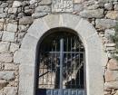 Puerta en el muro del Convento