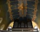 Órgano construido por la casa alemana Walcker en 1.910