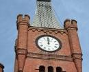 Palacete de Torre Arias - Reloj parisino  de 1.850