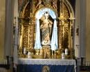 Talla de la Inmaculada Concepción