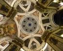Cúpula de la capilla de Santa Teresa