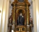 Retablo de Santa Escolástica