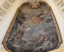 """Lienzo de la cúpula -  """"Predicación de San Marcos en Alejandría"""""""