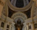 Altar Mayor y Cúpula