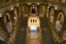 Escalera Imperial del CGA