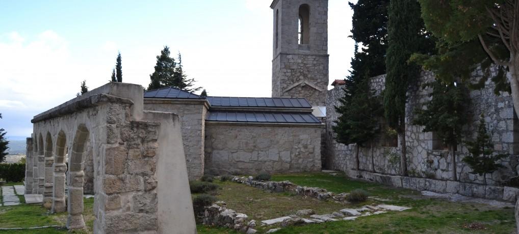 Convento – Monasterio de San Julián y San Antonio